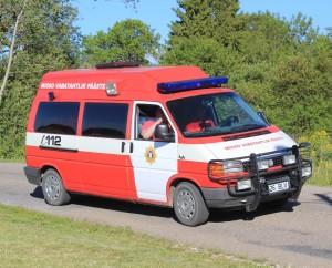 Misso vabatahtlike päästeauto