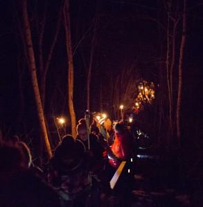 Iga aasta 23. veebruaril toimub traditsiooniline öömatk